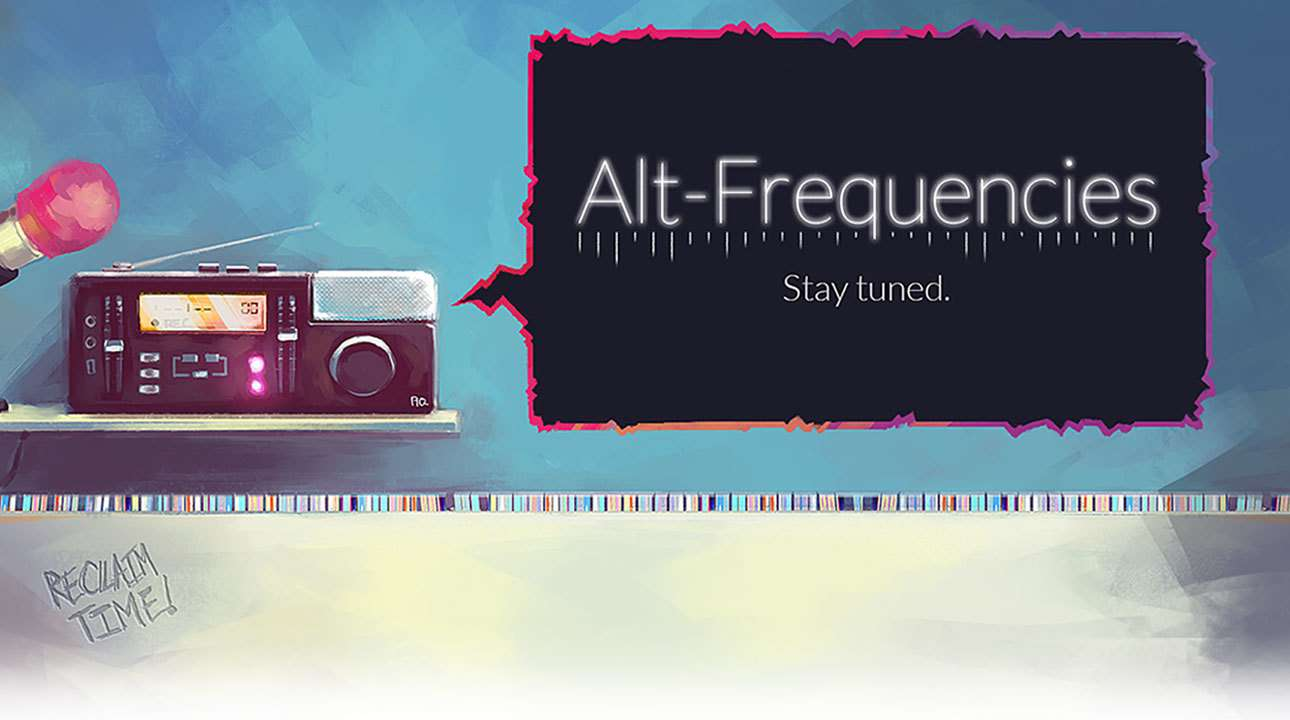 Alt-Frequencies Background Image