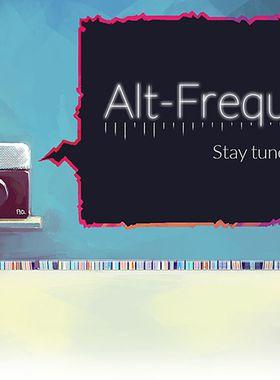 Alt-Frequencies Key Art