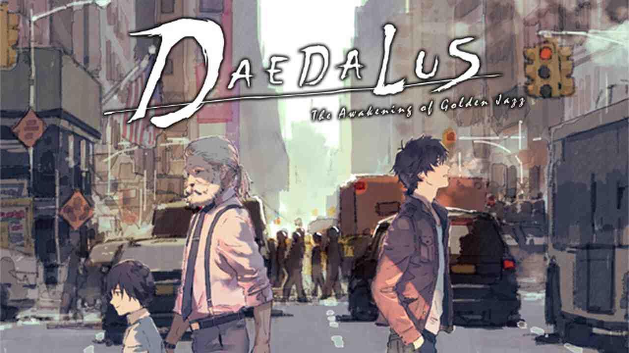 Alternate Jake Hunter: Daedalus The Awakening of Golden Jazz