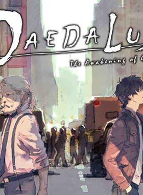 Alternate Jake Hunter: Daedalus The Awakening of Golden Jazz Key Art