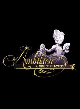 Ambition: A Minuet in Power Key Art