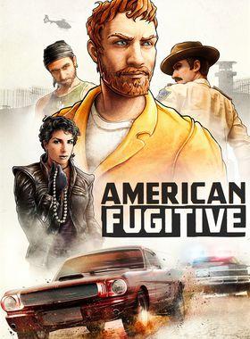 American Fugitive Key Art