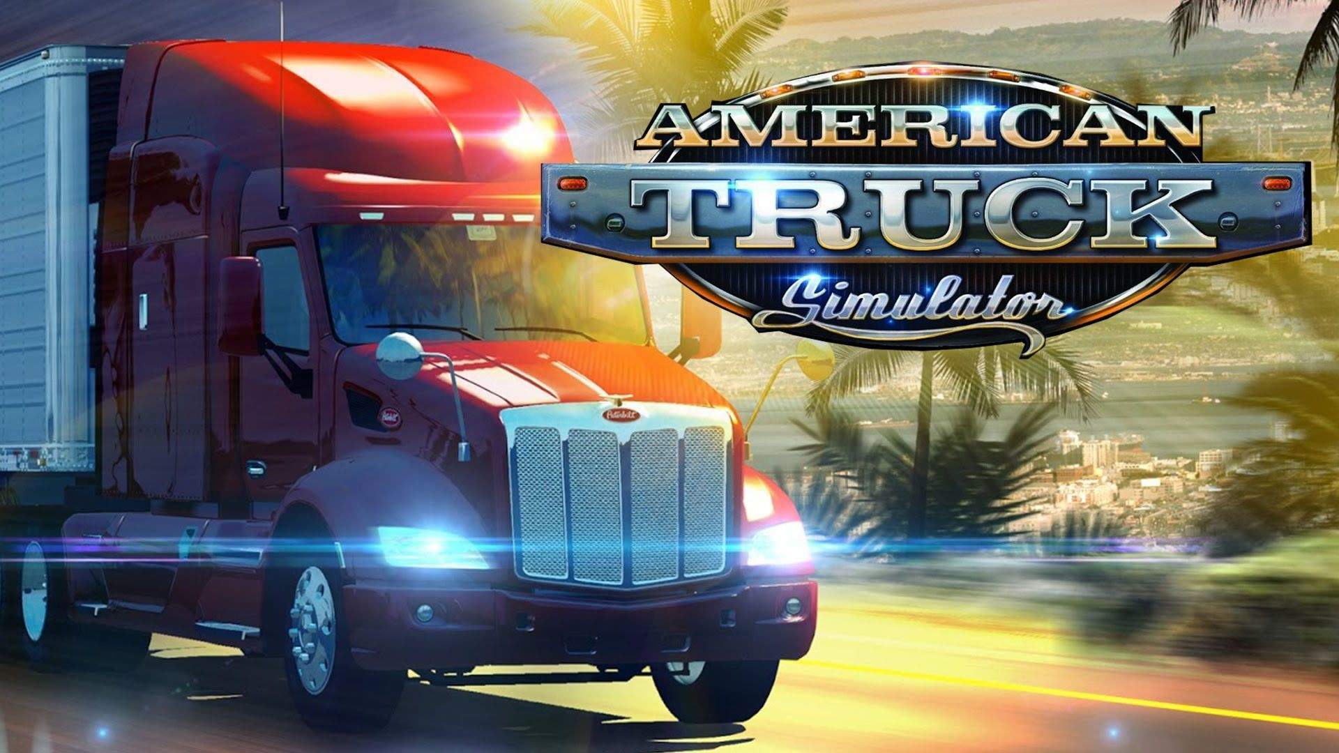 American Truck Simulator Video