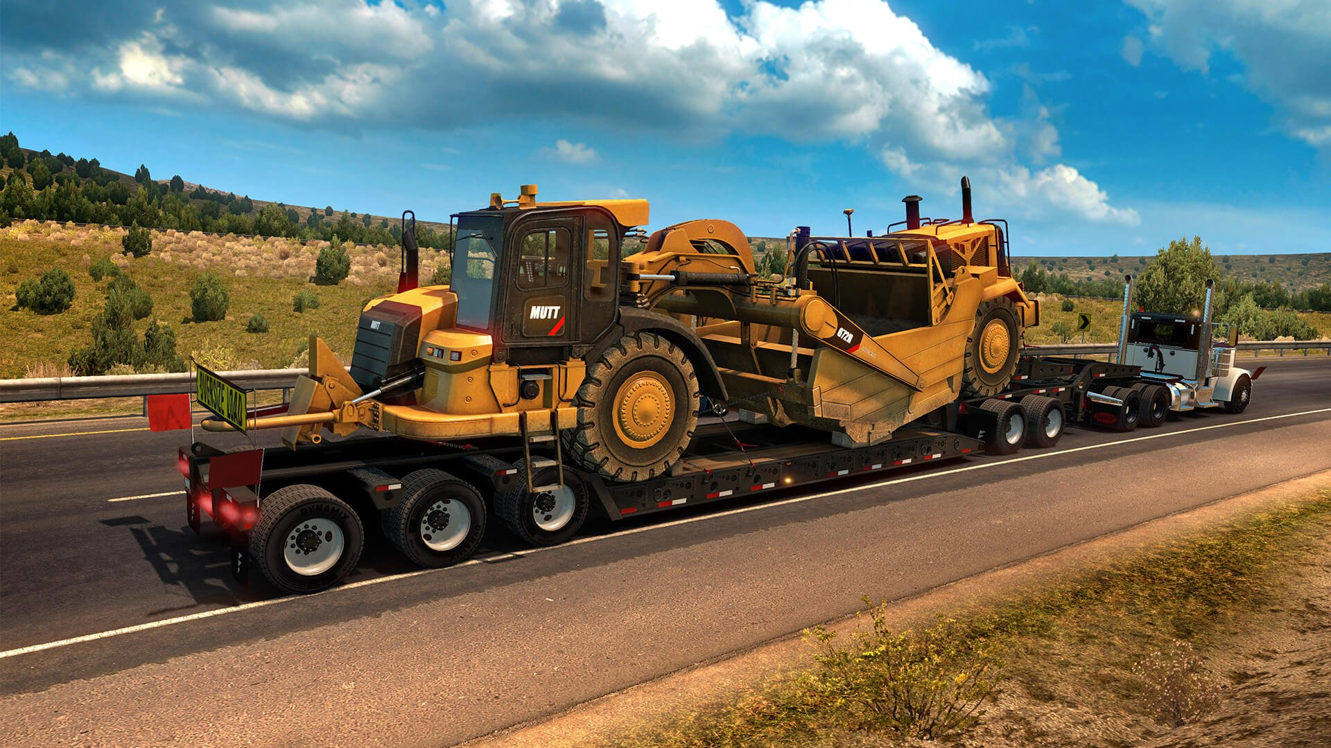 American Truck Simulator - Heavy Cargo Pack Video