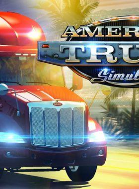 American Truck Simulator Key Art