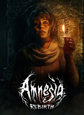 Amnesia: Rebirth Key Art