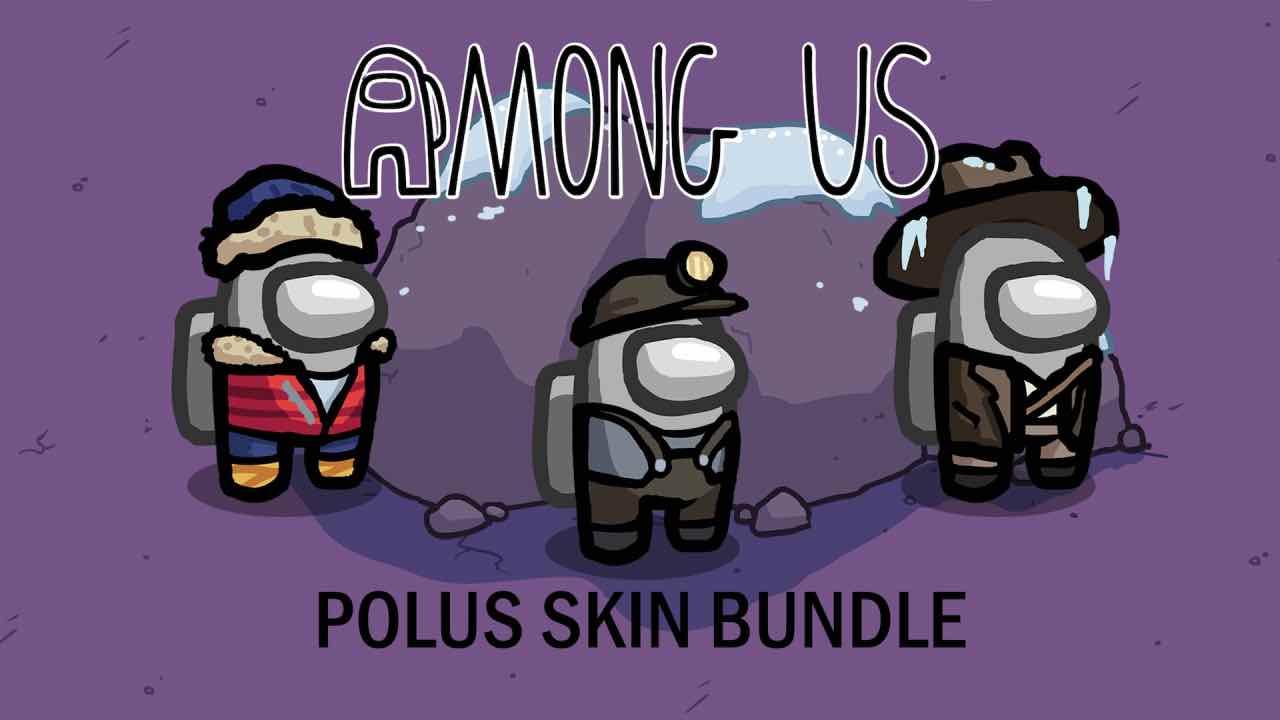 Among Us - Polus Skins