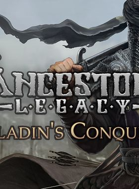 Ancestors Legacy - Saladin's Conquest Key Art