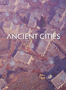Ancient Cities Key Art