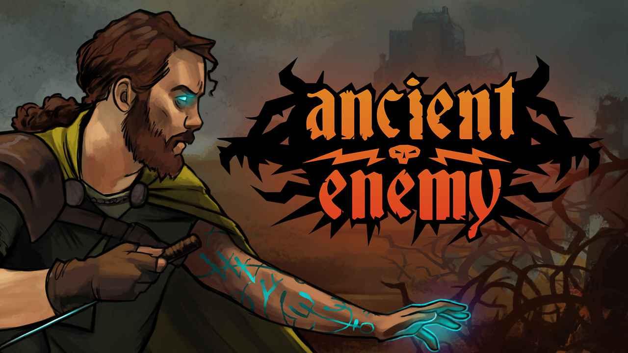 Ancient Enemy Key Art