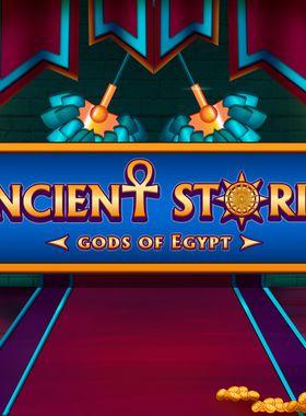 Ancient Stories: Gods of Egypt Key Art