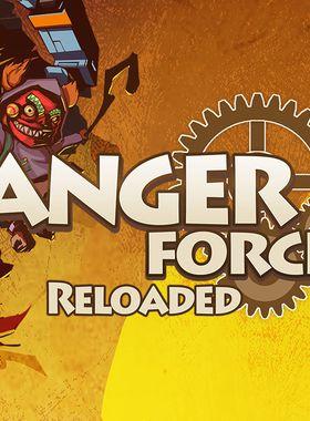 AngerForce: Reloaded Key Art