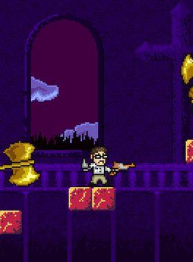 Angry Video Game Nerd Adventures Key Art