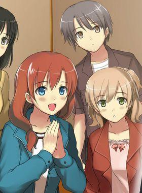 Anime Studio Simulator Key Art