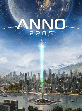 Anno 2205 Key Art