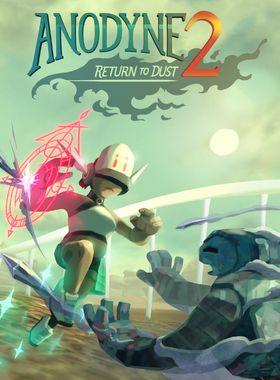Anodyne 2: Return To Dust Key Art