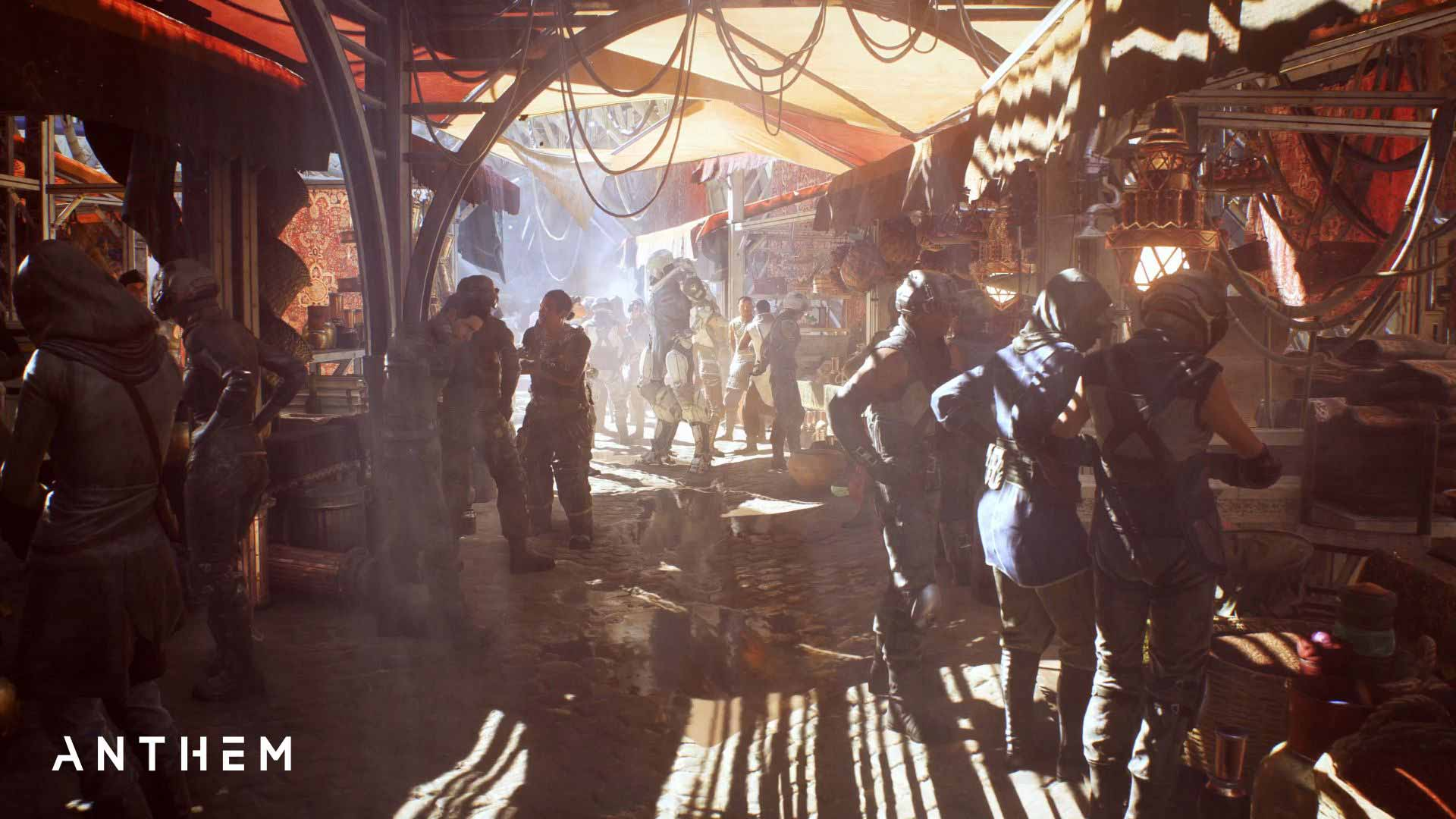 No Graphic Downgrades for ANTHEM!