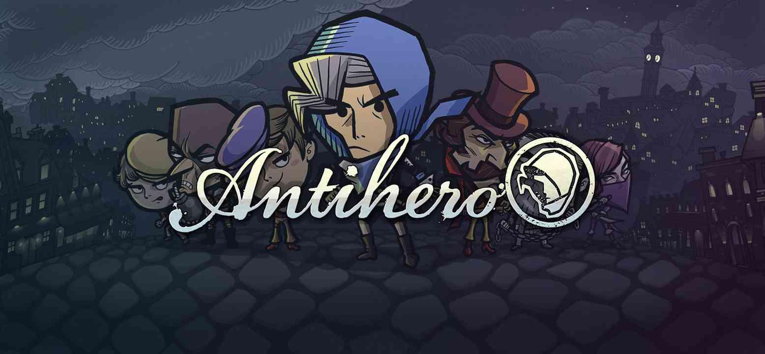 Antihero Background Image