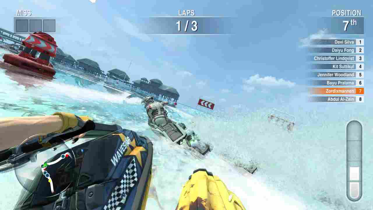 Aqua Moto Racing Utopia Thumbnail