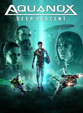 Aquanox Deep Descent Key Art
