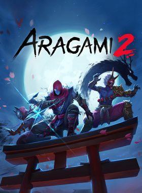 Aragami 2 Key Art