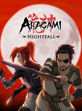 Aragami: Nightfall Key Art