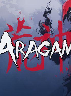 Aragami Key Art
