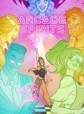 Arcade Spirits Key Art