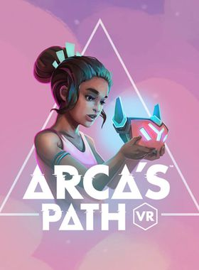 Arca's Path VR Key Art