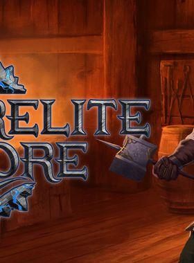 Arelite Core Key Art