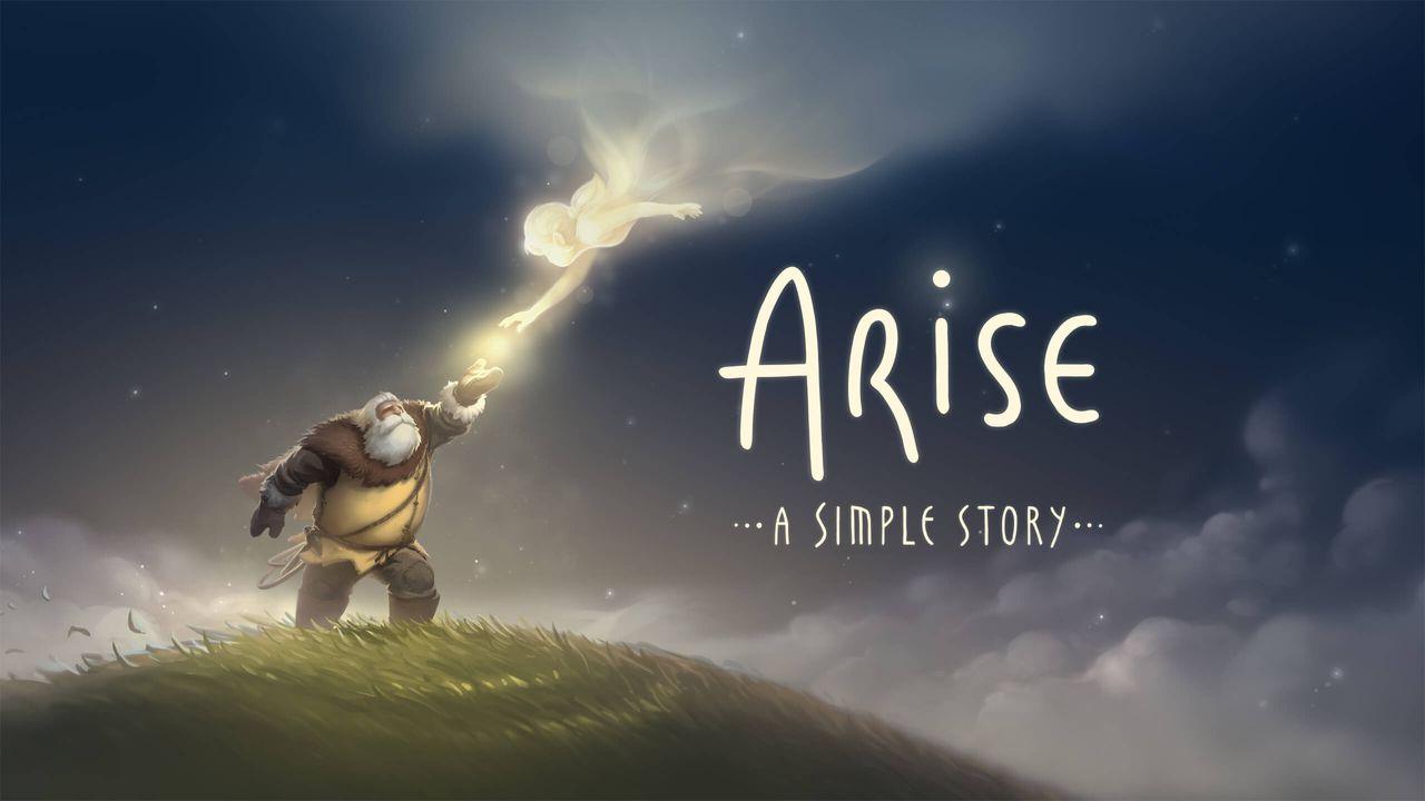 Arise: A Simple Story Key Art