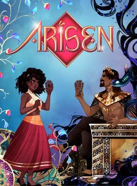 Arisen - Chronicles of Var'Nagal Key Art