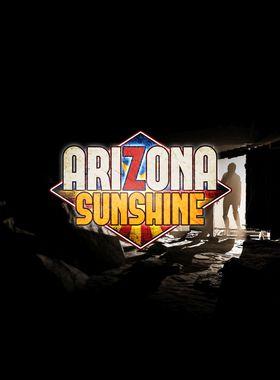 Arizona Sunshine Key Art
