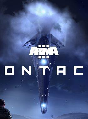 Arma 3 Contact Key Art