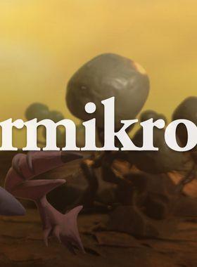 Armikrog Key Art
