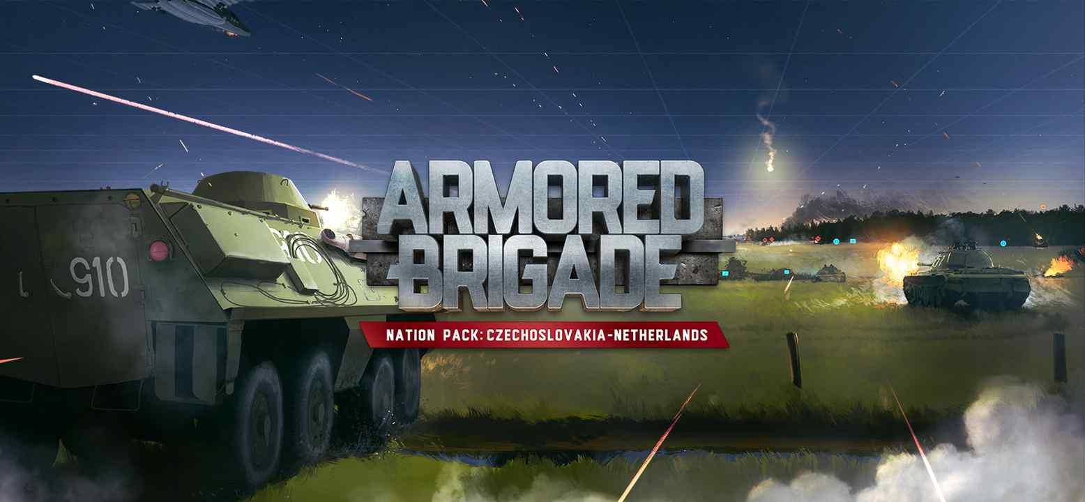 Armored Brigade Nation Pack: Czechoslovakia - Netherlands