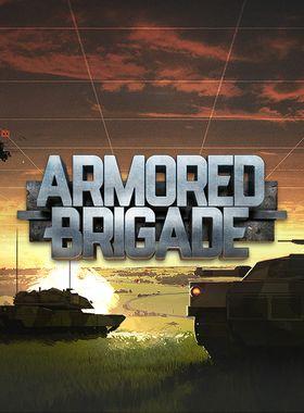 Armored Brigade Key Art