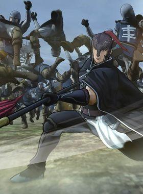 Arslan: The Warriors of Legend Key Art