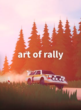 Art of Rally Key Art