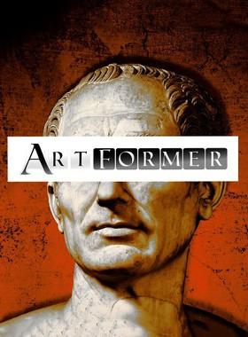 ArtFormer: Ancient Stories Key Art