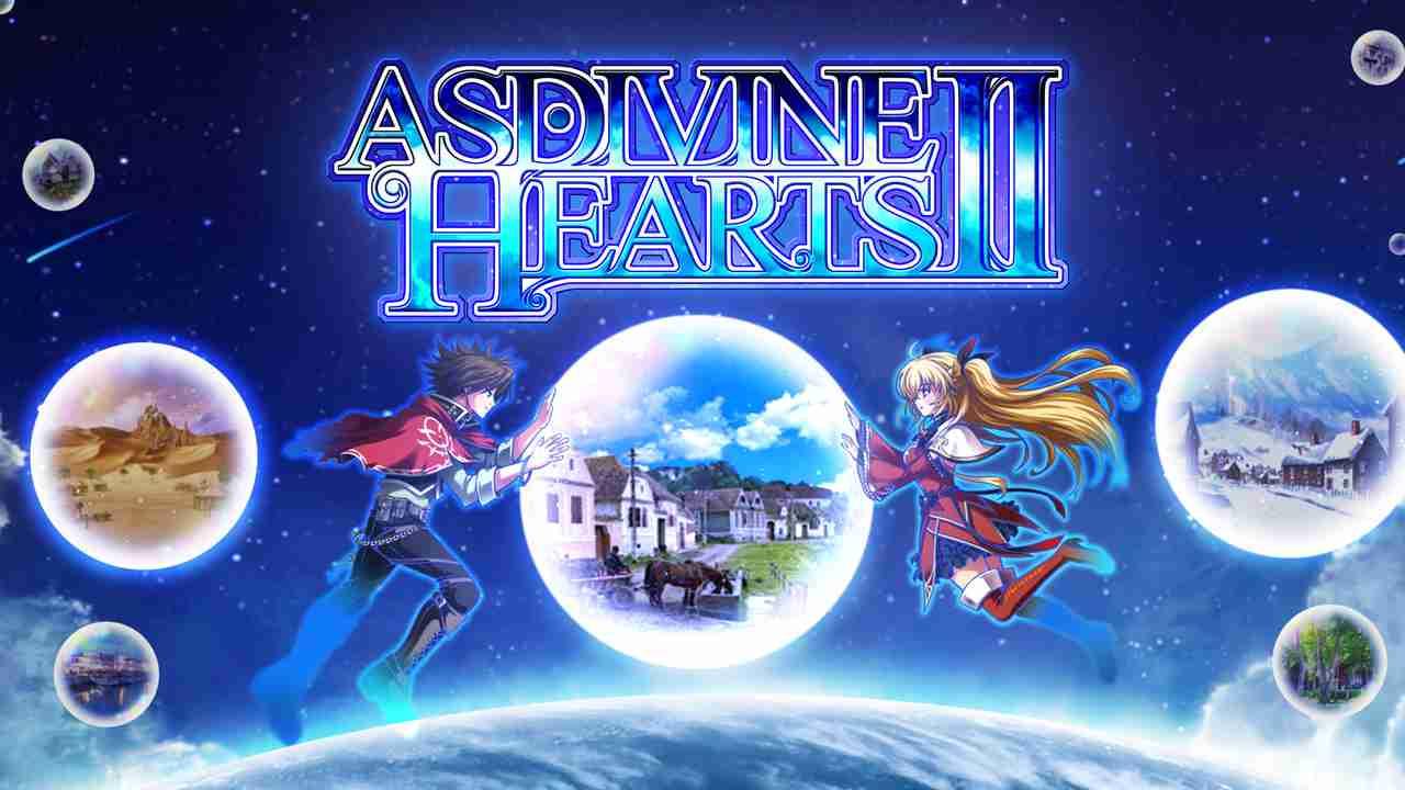Asdivine Hearts 2