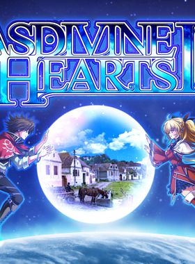 Asdivine Hearts 2 Key Art