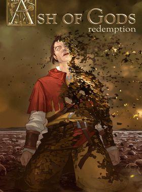 Ash of Gods: Redemption Key Art