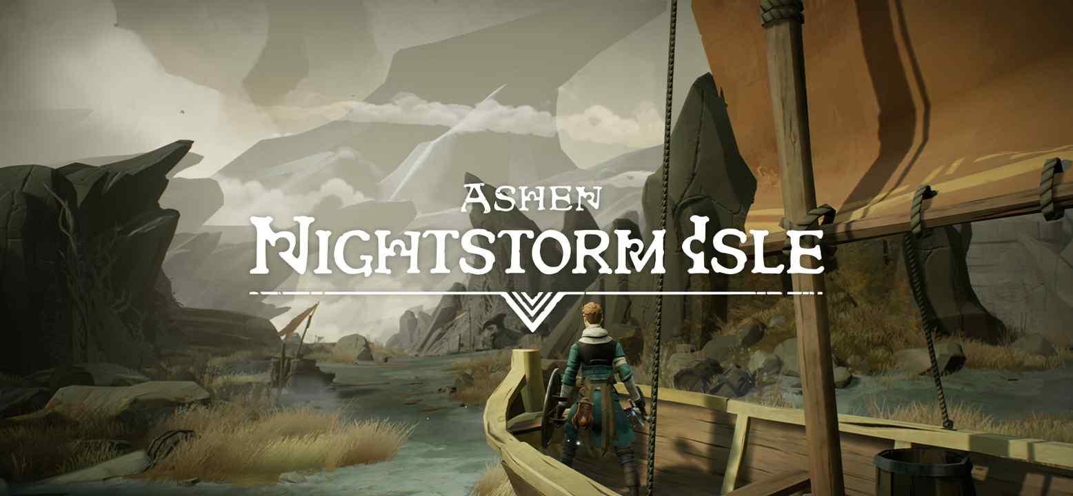 Ashen - Nightstorm Isle