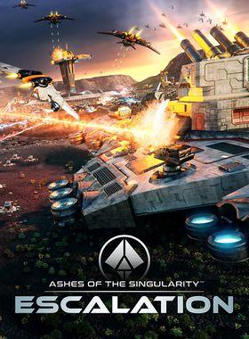 Ashes of the Singularity: Escalation Key Art