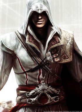 Assassin's Creed 2 Key Art