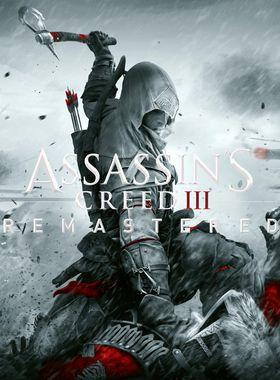 Assassin's Creed 3 Key Art