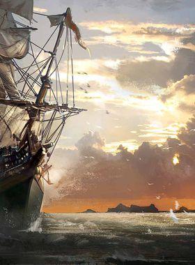 Assassin's Creed 4: Black Flag Key Art