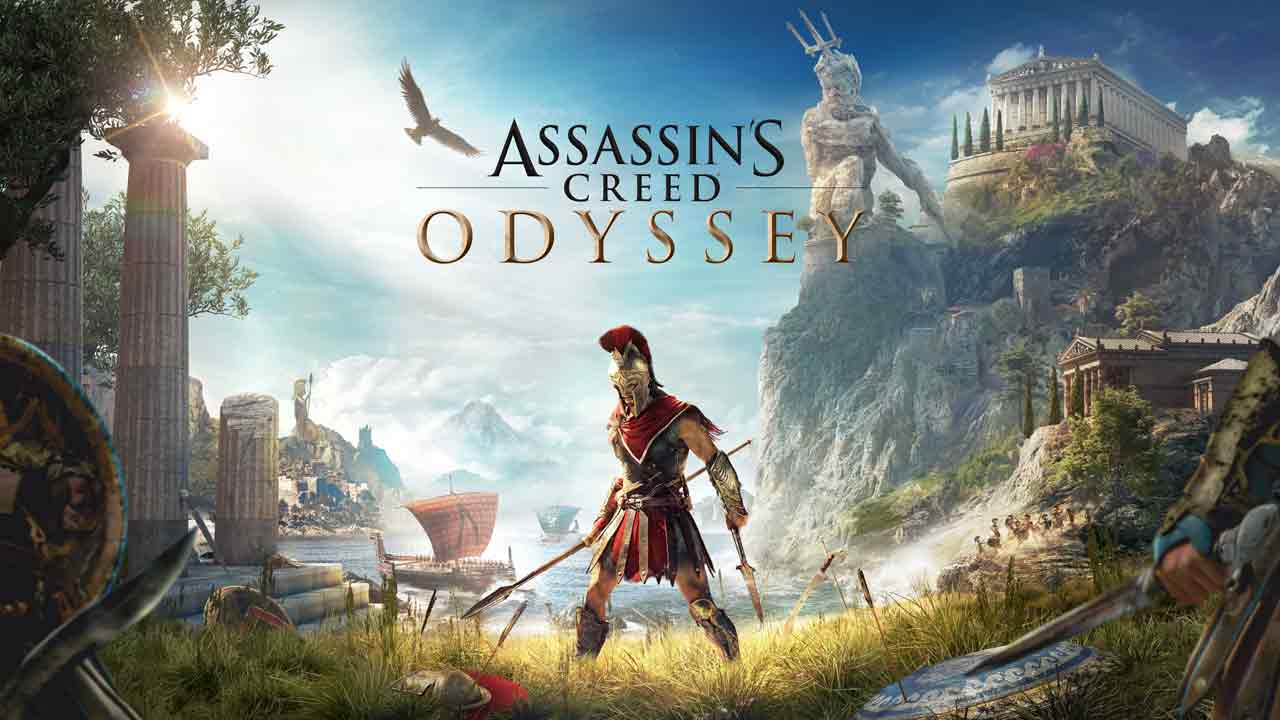 Assassin's Creed Odyssey Thumbnail