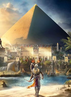 Assassin's Creed: Origins Key Art